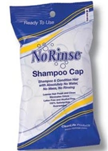 Picture of No Rinse® Shampoo Cap Latex & Alcohol Free (1ea)