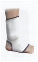 Picture of Compressive Ankle Support with Visco-elastic Insert (X-Large) aka Bell Horn Ankle Sleeve - Clearance