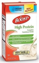 Picture of Boost High Protein Complete Nutritional Drink Very Vanilla to Support Bone Health and Maintain Muscle (Case of 27/Drink Box) aka Oral Supplement