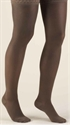 Picture of Thera-Lite Graduated Compression Stockings Lace-Top Thigh-High Closed-Toe 15-20mmHg (Taupe/X-Large) aka Leg Wear - PRICE REDUCED