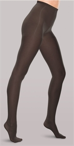 Picture of TheraLite Fashion Support Hosiery 9-15 mmHg (Sizes A-D)(Black) aka Compression Stockings, Compression Hosiery, Dr. Comfort, Compression Pantyhose, Unisex Panyhose