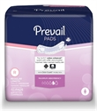 "Picture of Prevail® Bladder Control Pads Maximum 11"" Jumbo Pack (Pack of 48) Incontinence Pads, Prevail Maximum"