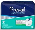 Picture of Prevail® Super Plus Protective Underwear Large aka Pull-up (Case of 64) Super Absorbent Large Adult Diapers