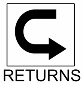 Picture of Return Policy aka Returns