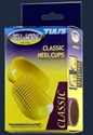 Picture of Tuli's Classic Heel Cups (1 pair)(Large over 175 lbs) Heel Support, Plantar Fasciitis, Heel Spur Treatment