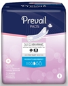 "Picture of Prevail® Bladder Control Pads Moderate Absorbency 9 1/4"" (Pack of 20) aka Incontinence Pads, Prevail Moderate"