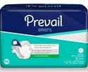 Picture of Prevail® Adult Briefs (Small)(Case of 96) aka Small Adult Diapers, Prevail Briefs