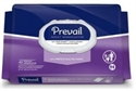 Picture of Prevail® Premium Adult Washcloths with Lotion (Soft Pack of 48) aka Adult Cleansing Wipes, Incontinent Wipes
