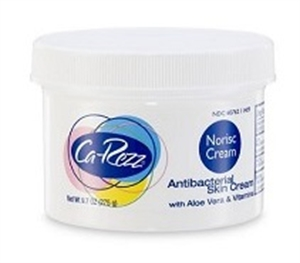 Picture of Ca-Rezz NoRisc® Antimicrobial Skin Cream with Aloe Vera, Vitamin A, D & E (9.7 oz. Jar) aka carezz cream, diaper cream, Norisc Cream, Incontinence Cream, Skin Irritation, Skin Irratation, Formerly FN10208