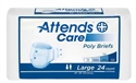 Picture of Attends® Adult Briefs (Large)(Case of 72) aka Adult Diapers, Attends Briefs