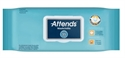 Picture of Attends® Personal Cleansing Washcloths (Case of 12) aka Latex Free Adult Wipes, Attends Washcloths, Attends Wipes