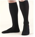 Picture of UltiLITE™ Diabetic Over-the-Calf Socks (Black - Small) aka Unisex Diabetic Socks, Bell Horn Stockings, Bell Horn Socks, Diabetes, Diabetic Foot Care, Clearance