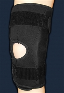 Picture of ProStyle® EZ Fit Hinged Knee Wrap (X-Large) aka XLarge Hinged Knee Brace, PCL Knee Brace, XL Knee Brace, CLEARANCE