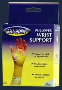 Picture of Pullover Wrist Support (Large) aka Large Wrist Brace, Arthritis Wrist Support, Clearance