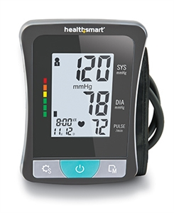 Picture of HealthSmart® Select Series Upper Arm Digital Blood Pressure Monitor (Standard Cuff)