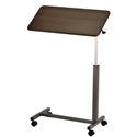 Picture of Nova Tilt Top Overbed Table, Hospital Bed Table, Patient Bed Table, Tilting Table