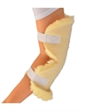 Picture of Nova Fleece Elbow Protector (Pair), Elbow Bed Sores, Decubitus Ulcers of the Elbow, Ulnar Nerve Protector, Ulnar Nerver Pad