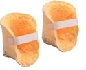 Picture of Nova Fleece Heel Protectors (pair) aka Heel Pillow