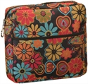 Picture of Nova Wheelchair Bag (Boho Blossoms) aka Mobility Bags, Walker Bags, Wheelchair Backpack