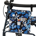 Picture of Nova Hanging Walker Pouch (Aloha Blue Print) aka Walker Accessory Bag