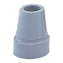Picture of Nova Replacement Rubber Cane Tip (Grey) aka Cane Tips