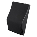 "Picture of Nova Wheelchair Back Support Cushion (22"" width) 400lbs. Weight Capacity aka Lumbar Cushion for Wheelchair, Wheelchair Cushion"