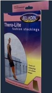 Picture of Thera-Lite Fashion Compression Hosiery 20-30 mmHg (Beige - Size B) aka Medium Compression Hose, Support Socks