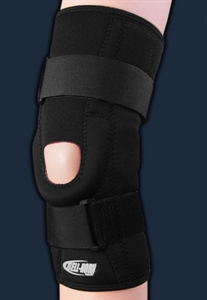 Picture of ProStyle® Hinged Knee Wrap aka Knee Brace (Medium) Medium Knee Brace, LCL Knee Brace