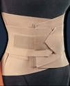 Picture of Deluxe Sacro-Lumbar Support (X-Large) aka XL Back Brace, Back Support, Scarolumbar Brace, Scaro Support, Lumbar Support, XL Belt, Sacrolumbar Support