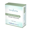 Picture of Simpurity Alginate 4x4 Wound Dressing (box of 10) aka Pressure sore dressing, Wound Care