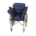 Picture of Comfort Chair Pillow Cushions (Navy), Chair Cushion, Wheelchair Cushion, Wheelchair Pillow, Wheelchair Accessories, Free Shipping