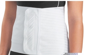 Picture Of DonJoy Personal Abdominal Binder Small MediumWaist 20
