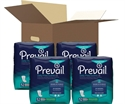"Picture of Prevail Daily Male Guards a.k.a Guards for Men 13"" Long (Case of 208) aka Products for Men, Men's Pads, Prevail PV-812, PV-811"
