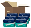 Picture of Prevail Adult Briefs (Youth/X-Small Adult)(Case of 96) aka Breathable Protection with Tabs, Maximum Absorbency, XS Prevail Diapers, Prevail Briefs