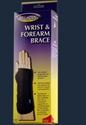 Picture of Wrist & Forearm Brace (Universal)(Left) aka Wrist Brace