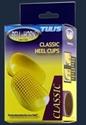Picture of Tuli's Classic Heel Cups (1 pair)(Large over 175 lbs) Heel Support, Plantar Fasciitis, Heel Spur Treatment