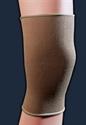 Picture of Elastic Knee Sleeve (Beige)(X-Large) aka XL Knee Support, XL Knee Brace